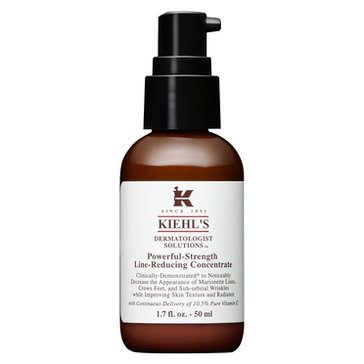 Kiehl's Powerful Strength Skin Renewing Concentrate 1.7oz