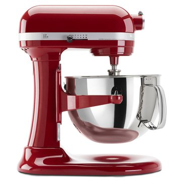 KitchenAid Professional 600 Series 6-Quart Bowl-Lift Stand Mixer - Empire Red (KP26M1XER)