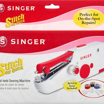 Singer Hand Held Sewing Machine (01663)