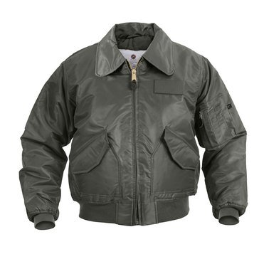 Rothco Men's Flight Jacket Large