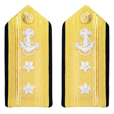 Women's Hard Boards RADM Upper (2 Star) Line