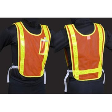Jogalite Cross Training Vest with Pocket - Orange