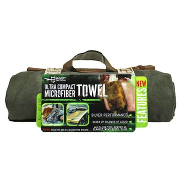 Mcnett Micronet Towel Extra Large - Green
