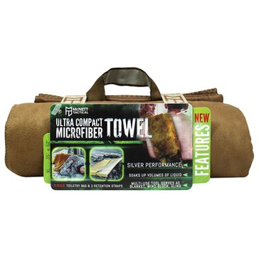 Mcnett Micronet Towel Extra Large - Brown
