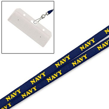MCM Group USN Lanyard With ID Swipe