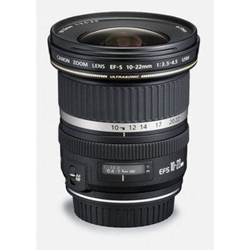 Canon EF 10-22mm Lens - 9518A002