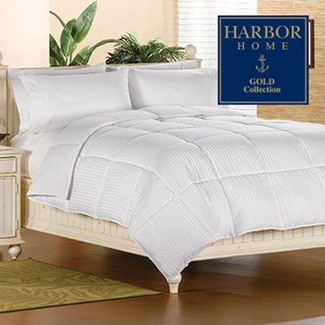 Harbor Home Gold Down Alternative Comforter