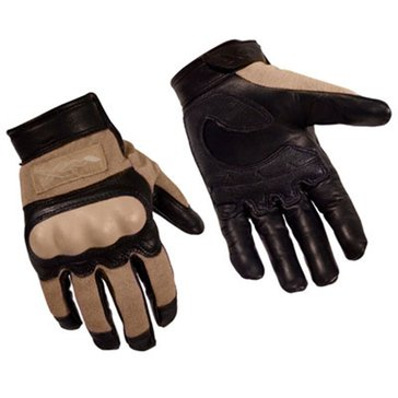 Wiley X Fire Resistant Combat Glove - Tan - Medium