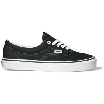 Vans Classic Era Men's Skate Shoe Black/ White