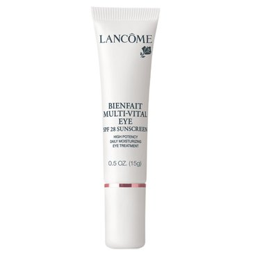 Lancome Bienfait Multi-Vital Eye Cream SPF30 .5oz