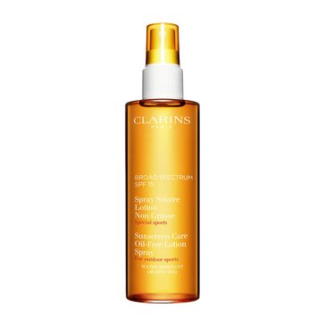 Clarins Sun Care Oil-Free Lotion Spray SPF15