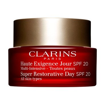 Clarins Super Restorative Day Cream SPF20 - All Skin Types