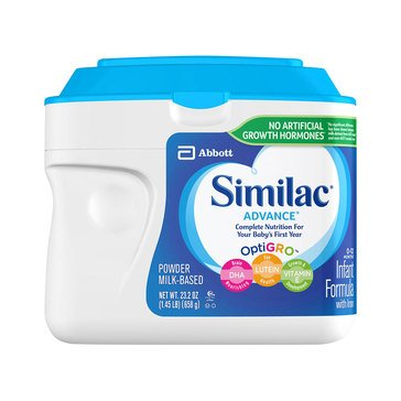 Similac Advance Powder 1.45 lbs