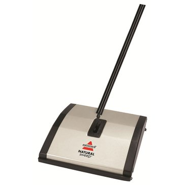 Bissell Natural Sweep Carpet & Floor Manual Sweeper (92N0)