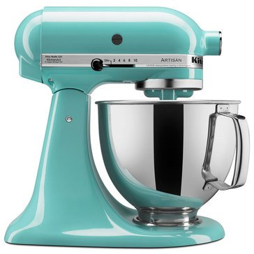 KitchenAid Artisan Series 5-Quart Tilt-Head Stand Mixer - Aqua Sky (KSM150PSAQ)