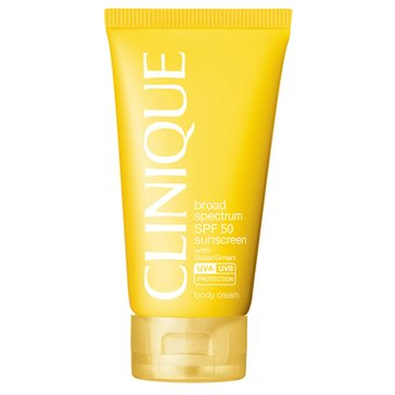 Clinique Sun Body Cream