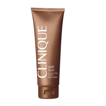 Clinique Self Sun Body Tinted Lotion 4.2oz - Light/Medium