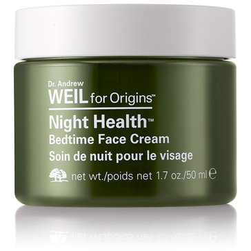 Dr. Weil for Origins Night Health Bedtime Face Cream 1.7oz