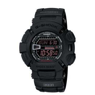 Casio G-Shock Men's Black Military Digital Watch