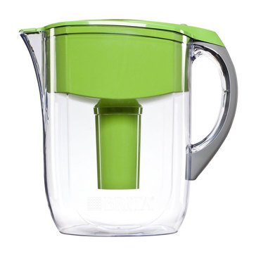 Brita Green Grand Pitcher Water Filtration System (35378)
