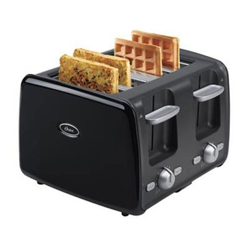 Oster 4-Slice Toaster w/ Retractable Cord (39050)