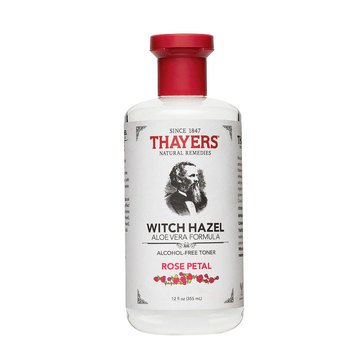 Thayers Alcohol Free Rose Petal Witch Hazel Toner 12oz