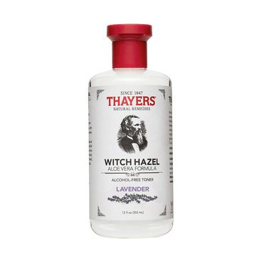 Thayers Alcohol Free Lavender Witch Hazel Toner 12o