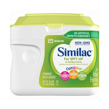 Similac Sensitive For Spit Up Powder 1.45 lbs