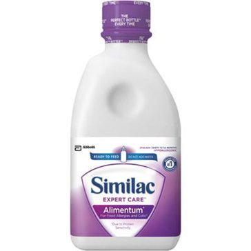 Similac Expert Care Alimentum Ready to Feed 1-Quart