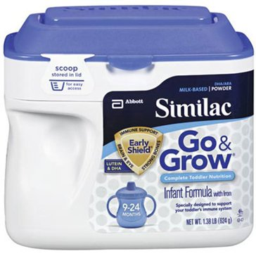 Similac Go & Grow Powder 1.38 lbs