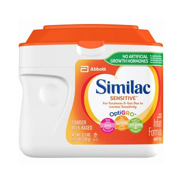 Similac Sensitive Powder 1.45 lbs