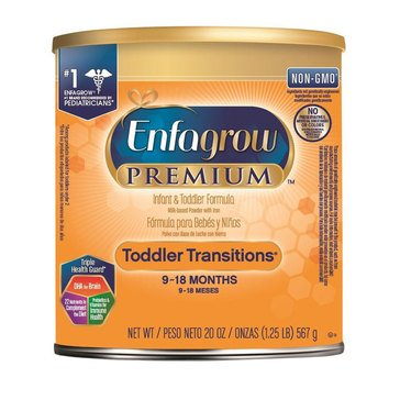 ENFAGROW TODDLER TRANSITIONS POWDER CAN 20OZ