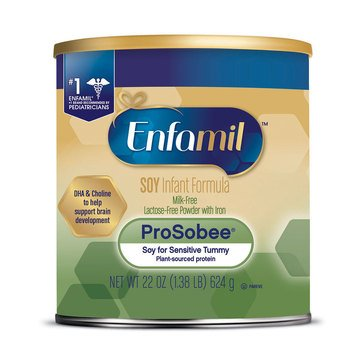 Enfamil Prosobee Powder Can 22oz