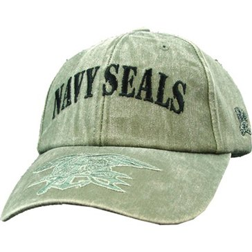 Eagle Crest USN SEAL Team Cap