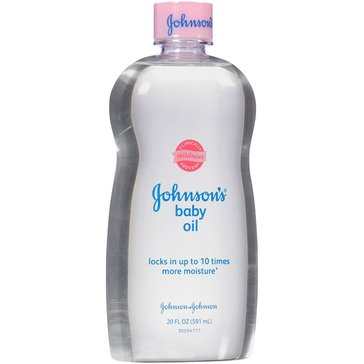 Johnson's Baby Oil 20oz