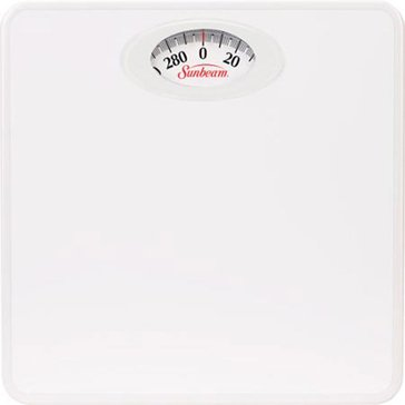 Subeam Dial Scale, White