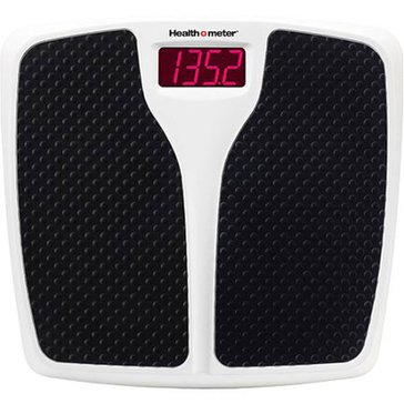 Health-o-Meter Digital Split Mat Scale, Black