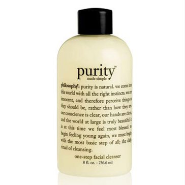 Philosophy Purity Made Simple Cleanser 8oz
