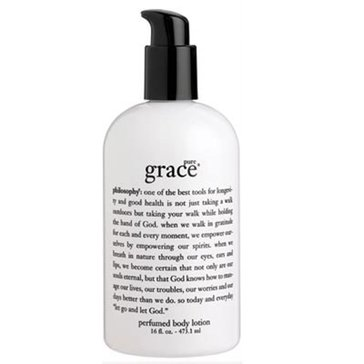 Philosophy Pure Grace Lotion 16oz