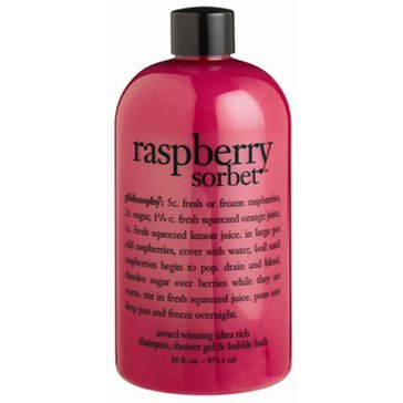Philosophy Raspberry Sorbet Shower Gel