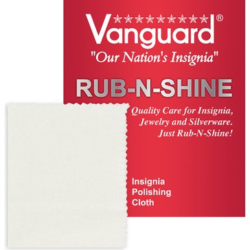 Rub-N-Shine Insignia Polishing Cloth