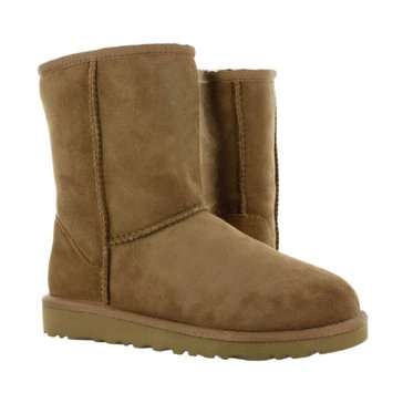 UGG K Classic Girls' Casual Boot Chestnut