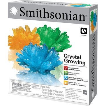 Smithsonian Science Crystal Growing