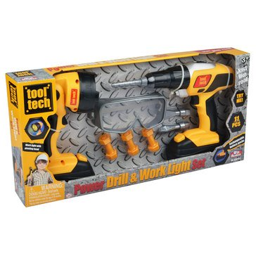 Power Drill and Worklight Set