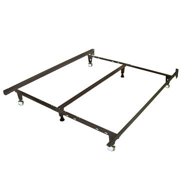Tempur-Pedic Heavy-Duty Bed Frame, Adjusts for All Sizes