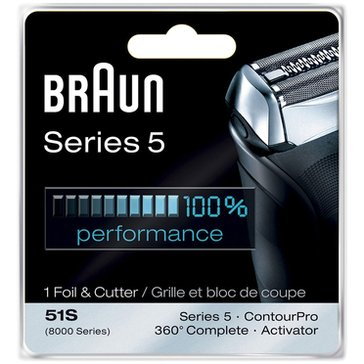 BRAUN SERIES 5-51S REPLACEMENT PART