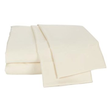 Charter Club Damask Stripe 500 Thread-Count Sheet Set, Natural - Queen