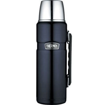 Thermos King 40 Oz Stainless Steel Beverage Bottle
