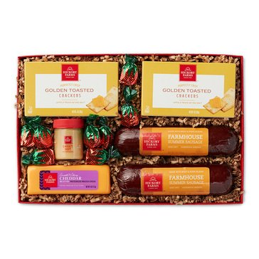 Hickory Farms Sausage and Cheese Collection