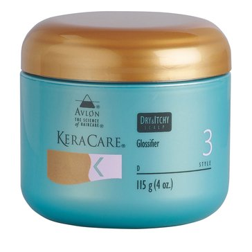 KeraCare Dry & Itchy Scalp Glossifier - 3